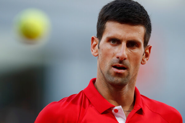 Djokovic's game is in better shape in this final than in 2020.