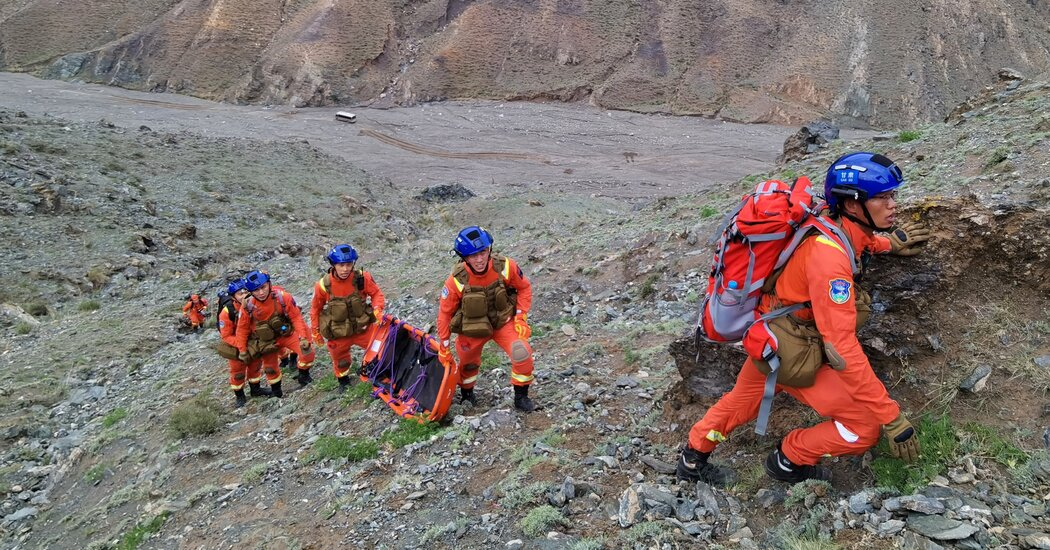 China Accuses 32 in Ultramarathon Disaster, but Main Suspect Is Dead