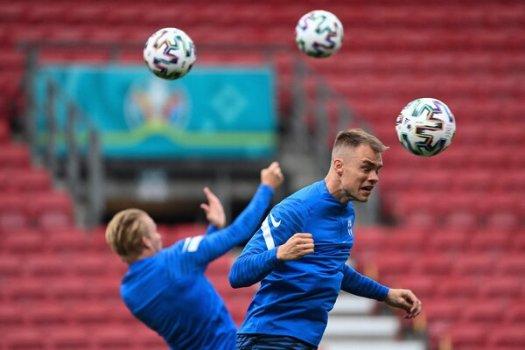 Finland will face Denmark in Copenhagen on Saturday.