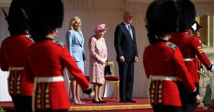 President Biden: Queen Reminds Me of My Mother