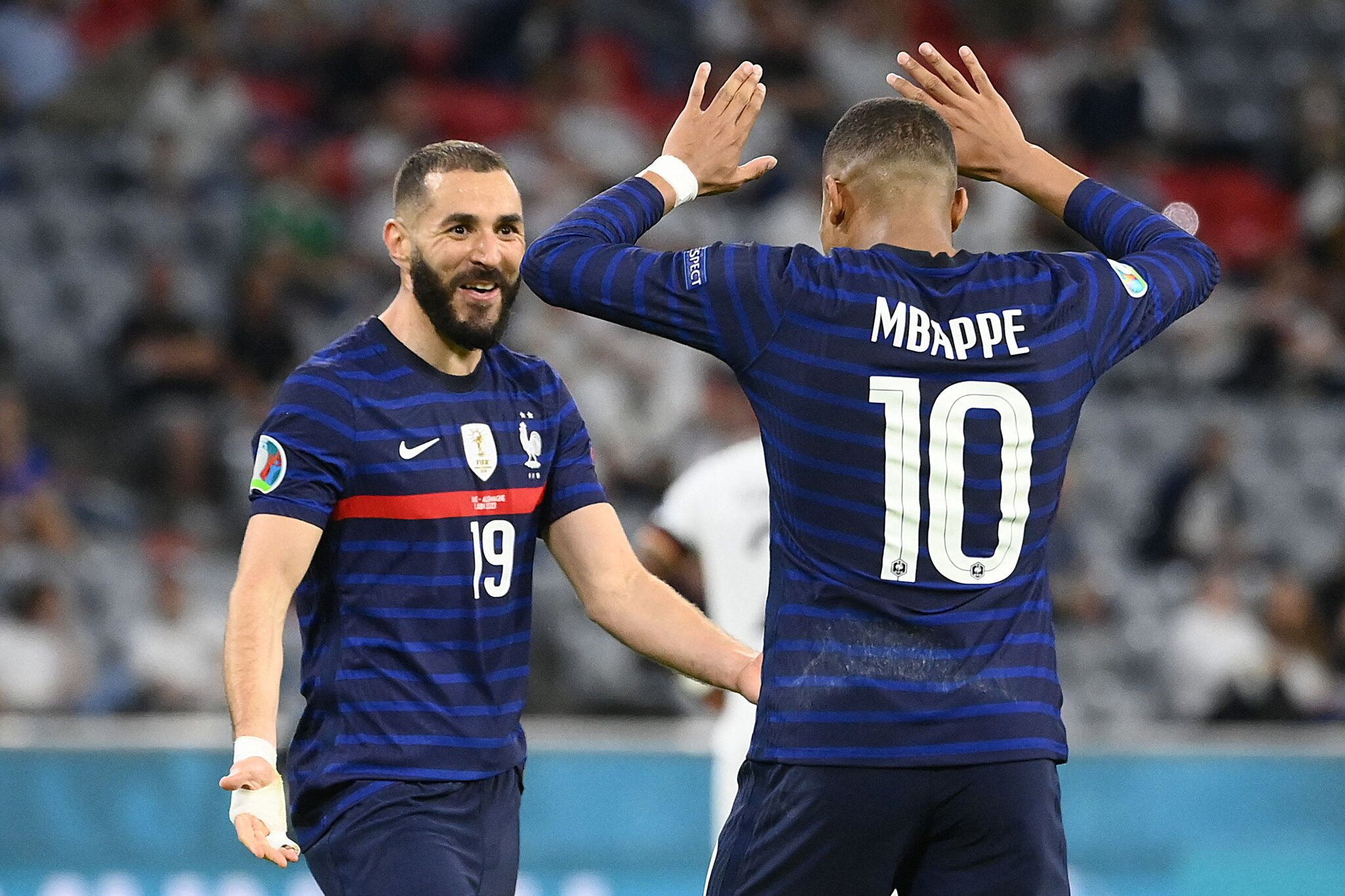 Here we look at the france squad olympics 2021. Euro 2020 France Beats Germany In Control At All Times The New York Times