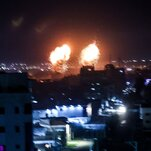 Israeli Aircraft Bomb Gaza Just Days Into New Government