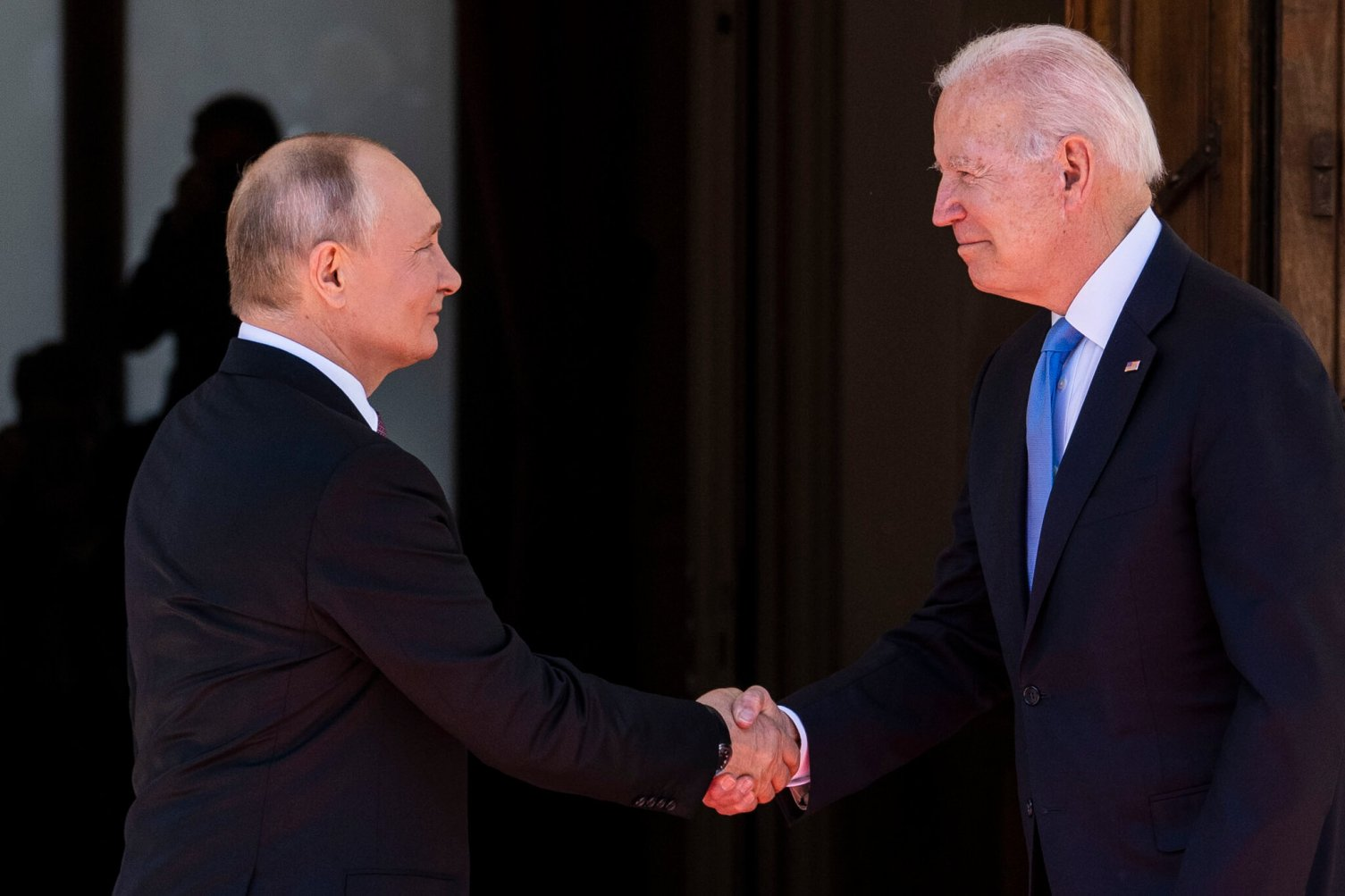 With Putin, Biden Tries to Forge a Bond of Self-Interest, Not Souls - The  New York Times