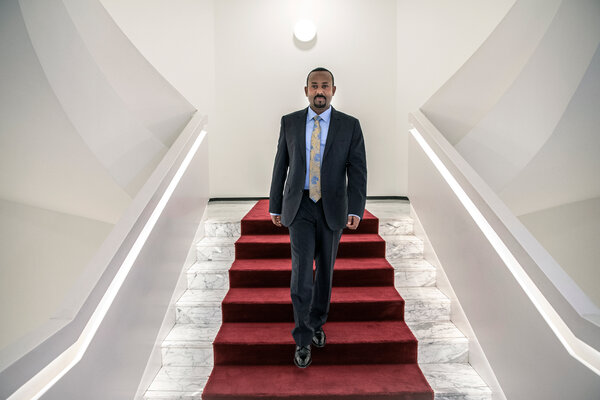 Abiy Ahmed began his tenure as Ethiopia's prime minister in 2018 with a series of sweeping reforms.
