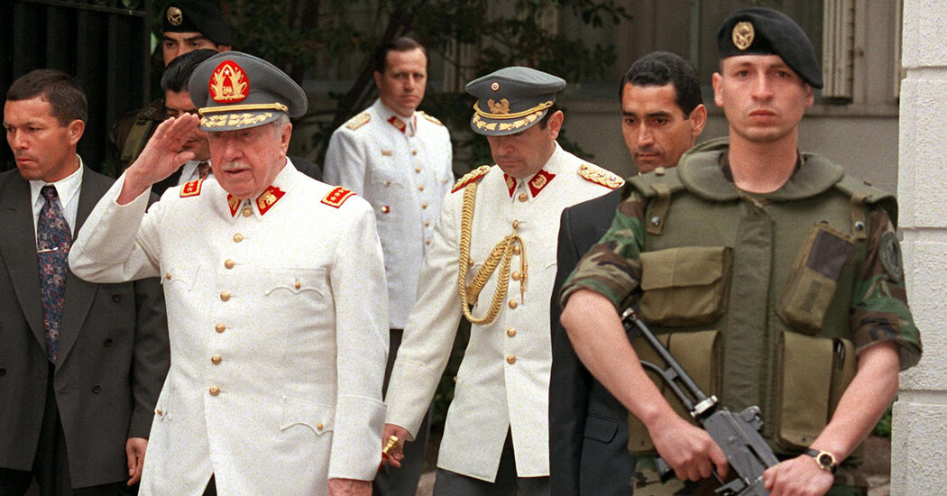 Spanish Court Targets Chilean Bank Tied to Pinochet