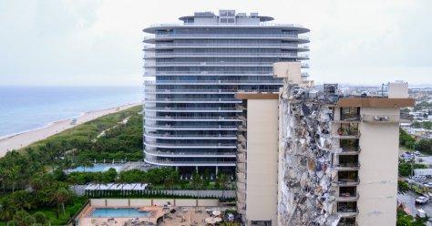 Condo Collapse Near Miami Prompts Frantic Search for Survivors