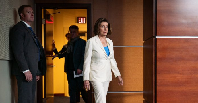 Pelosi Will Move to Create a Select Panel to Investigate the Capitol Riot