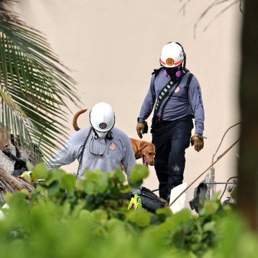 Miami Building Collapse Rescue Efforts Live Updates and News 3