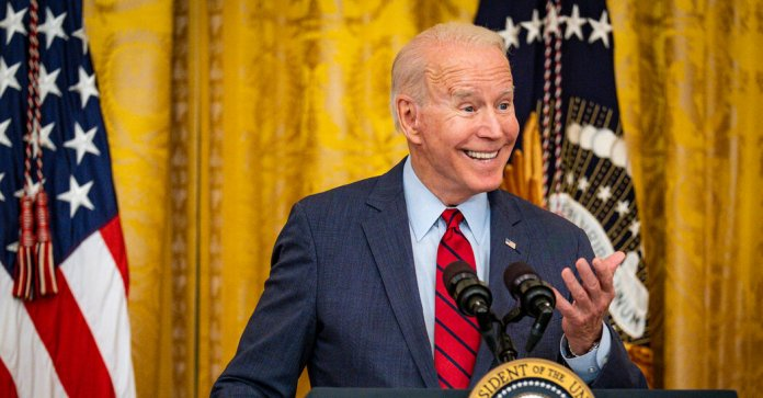 'Not My Intent': How Biden's Impromptu Comments Upended a Political Win