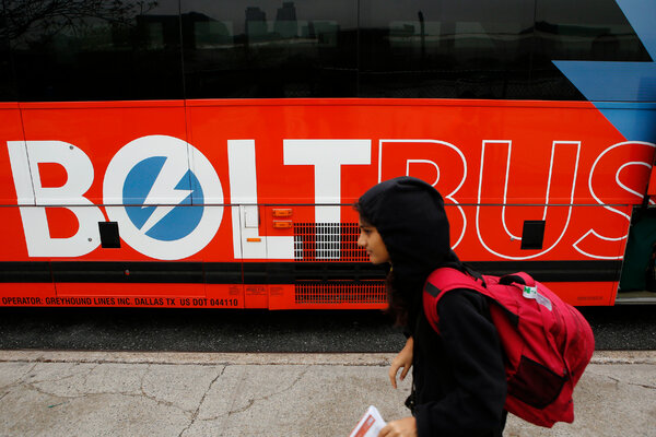 The discount carrier BoltBus is folding because of low ridership during the pandemic.
