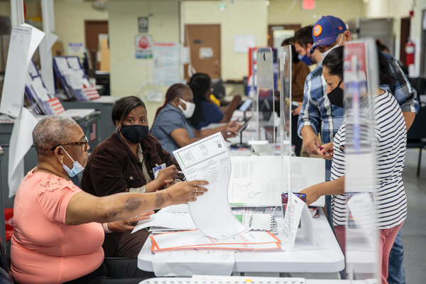 There were more than 139,000 exhausted ballots, or ballots that did not rank either of the top finishers, in the final round.