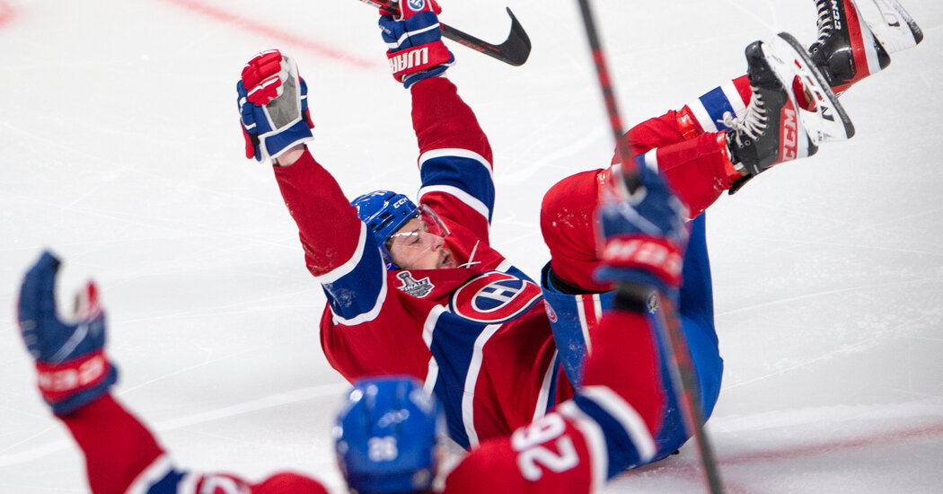 Montreal Canadiens Win in Overtime to Force Game 5 in Tampa Bay