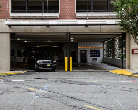 The collaboration between LAZ Parking and FlashParking allows for digital management of the garage's 1,440 spaces.
