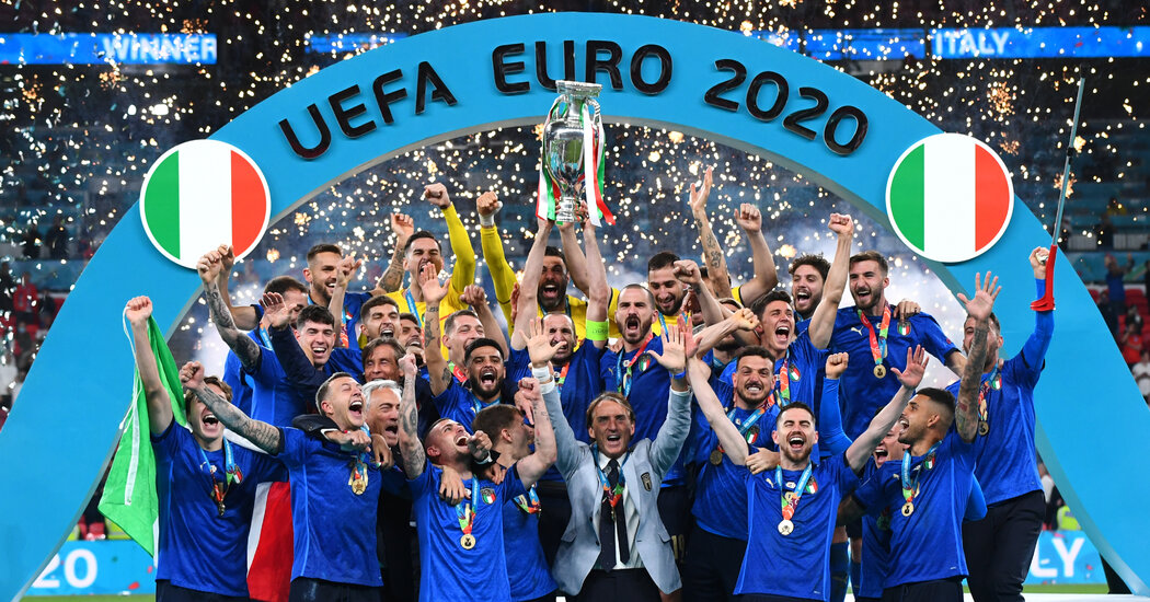 Italy Wins Euro 2020, Leaving England in Stunned Silence