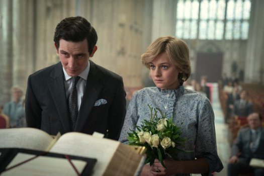 """Josh O'Connor and Emma Corrin are likely nominees for their portrayals of Prince Charles and Princess Diana in """"The Crown."""""""
