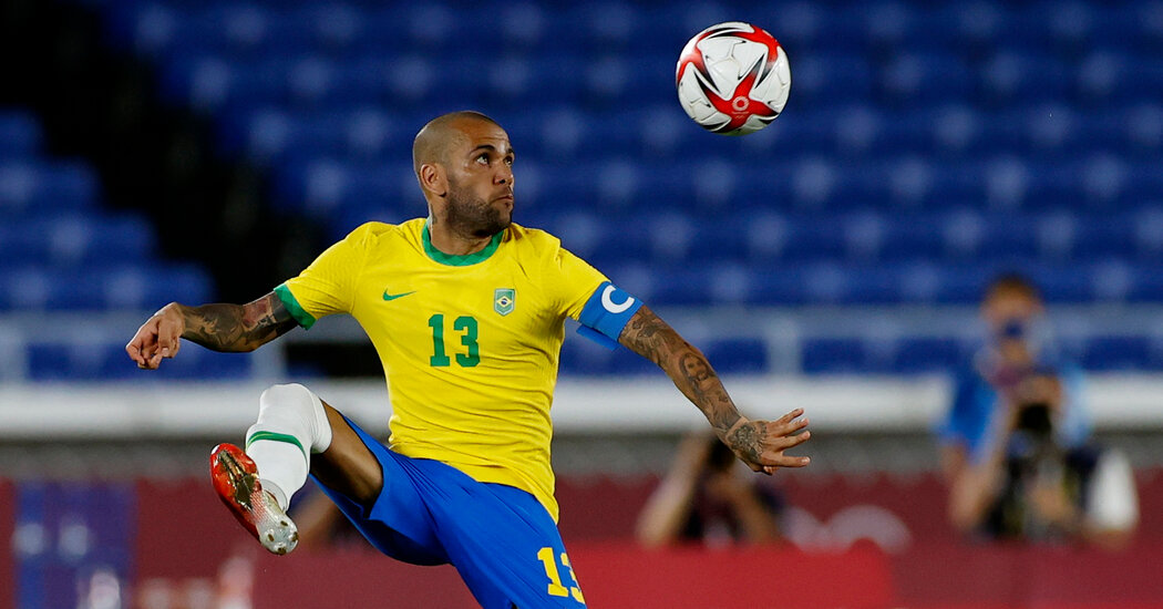 Olympics: Daniel Alves and the True Value of a Gold Medal