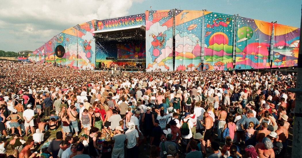 'Woodstock 99: Peace, Love and Rage' Review: How a Festival Went Wrong