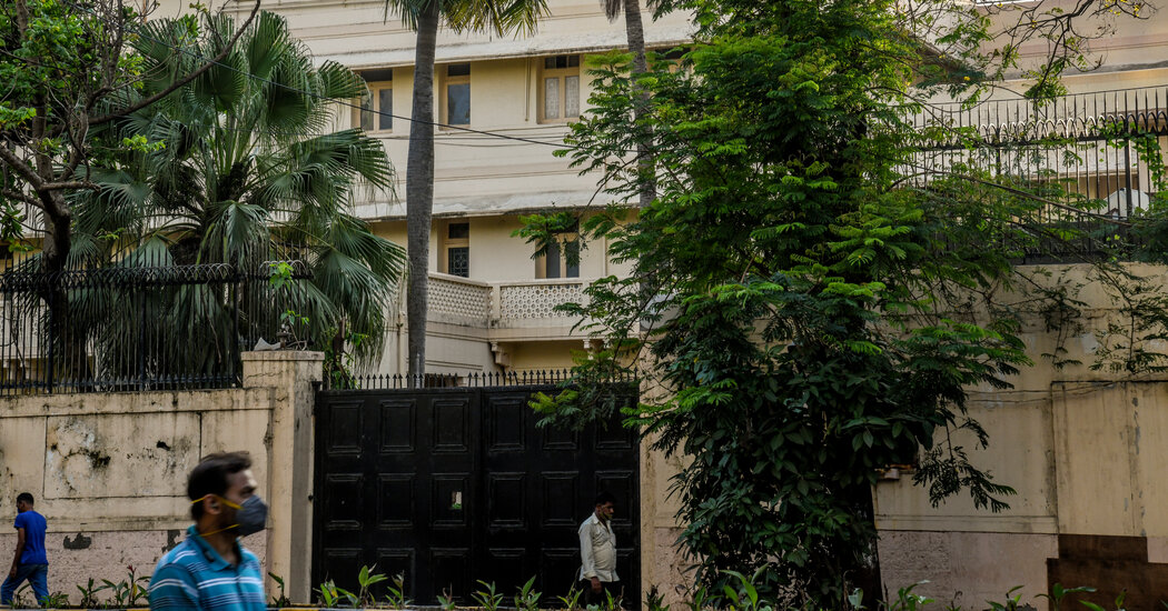 Why Are India and the U.S. Sparring Over a 0 Million Mumbai Mansion?