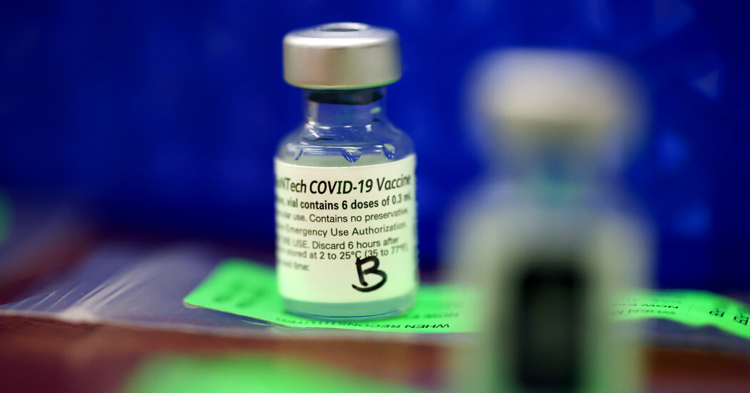 U.S. Wastes Vaccine as Cases Rise and Some Nations Beg for Doses