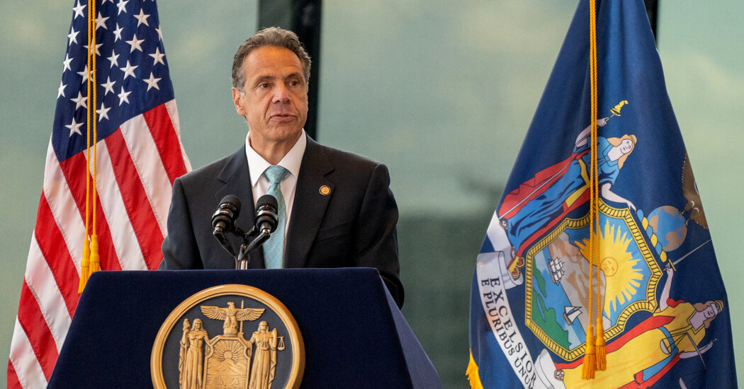 Cuomo's Counsel, a Key Figure in Sexual Harassment Inquiry, to Resign