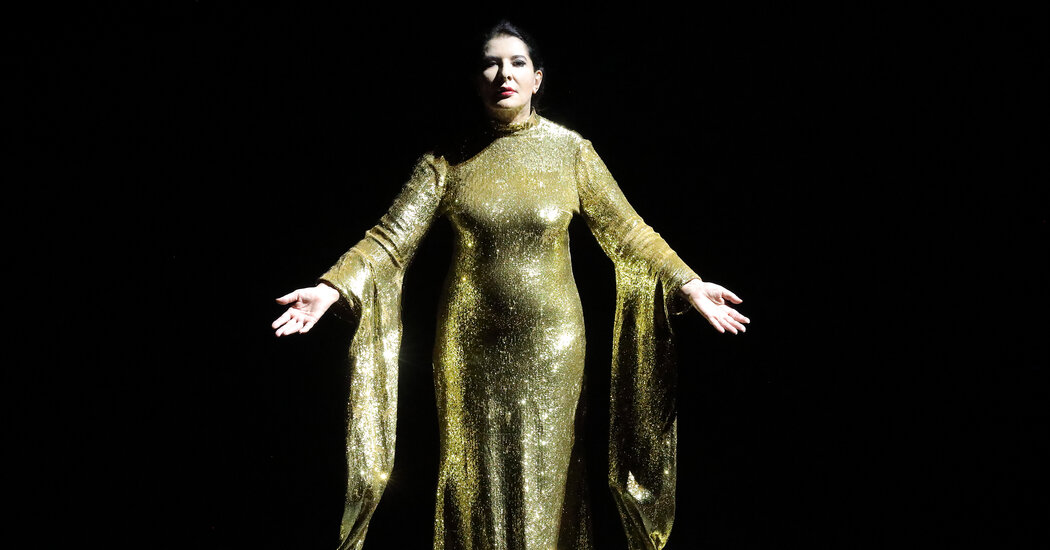 Review: Marina Abramovic Summons Maria Callas in '7 Deaths'