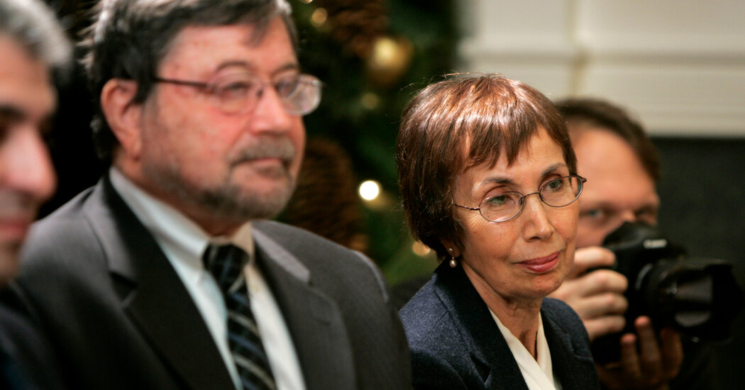 Ruth Pearl, Mother of Murdered Reporter Daniel Pearl, Dies at 85