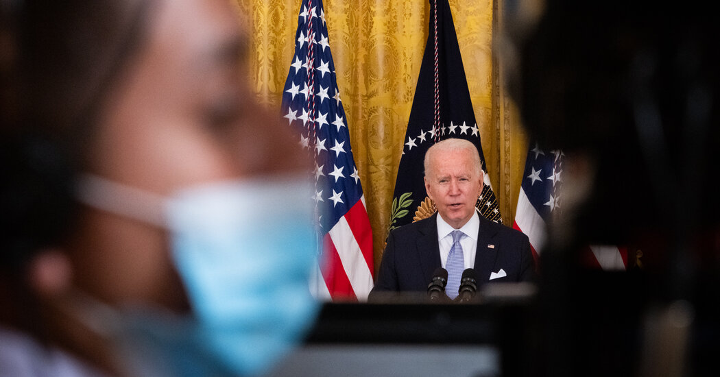 'Covid With a Vengeance' Consumes U.S. Politics