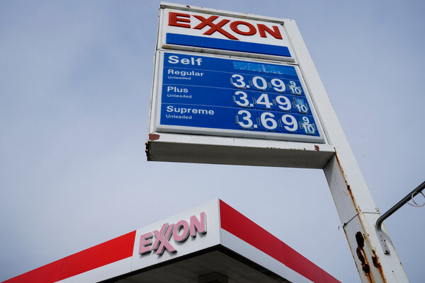 Oil and gas prices have recovered after a sharp drop during the pandemic.