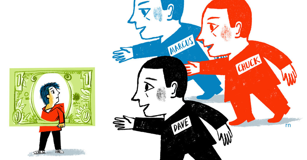 We Asked Daves About Dave, Marcus and Other First-Name Money Apps