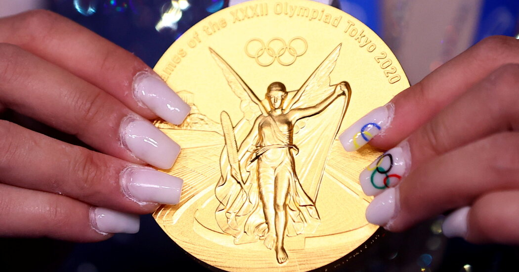 What is An Olympic Gold Medal Actually Worth?