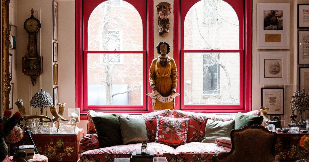 Gloria Vanderbilt's Beekman Place Apartment Is for Sale