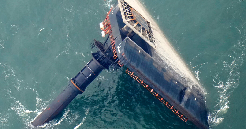 Survivor of Capsized Louisiana Lift Boat Seacor Power Detail Escape