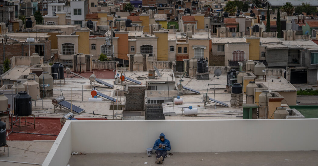'We're Living in Hell': Inside Mexico's Most Terrified City