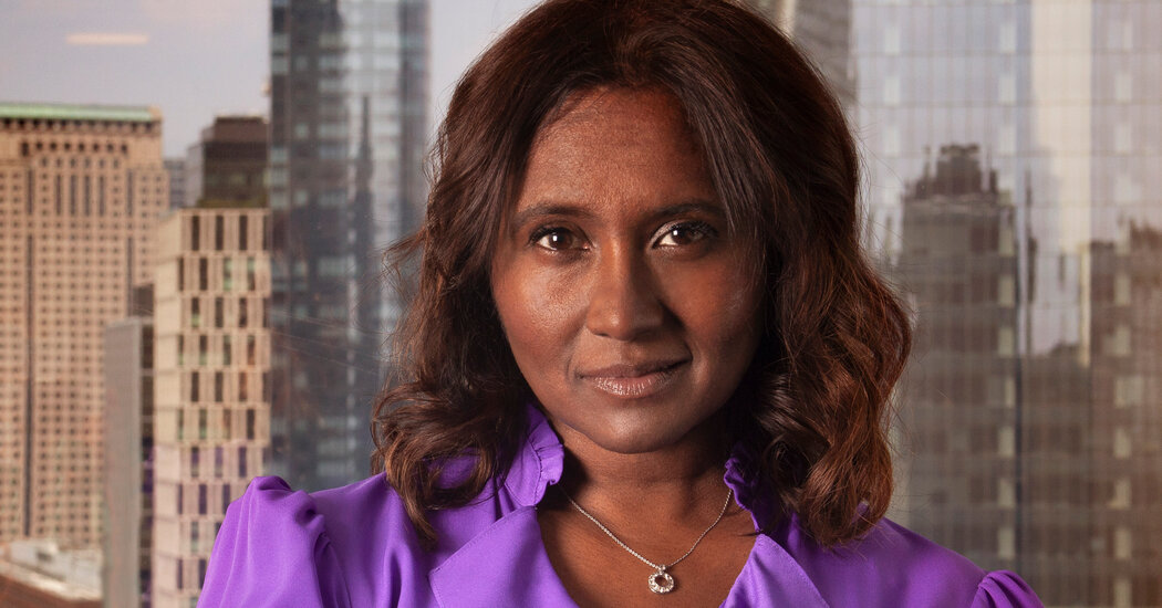 The A.P. Names Daisy Veerasingham Its New Chief