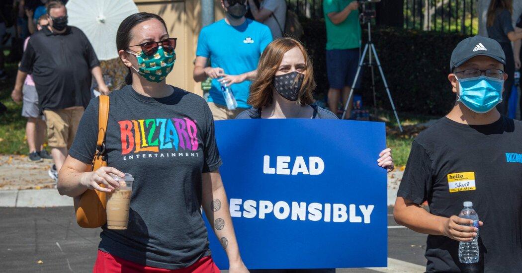 Blizzard President J. Allen Brack Steps Down After Workplace Protests