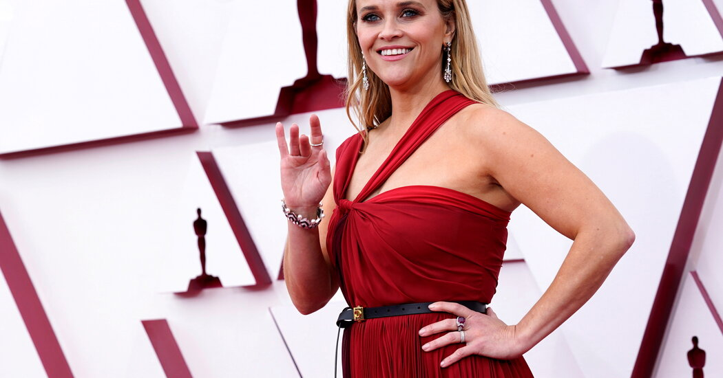 Reese Witherspoon to Sell Hello Sunshine to Wall Street-Backed Venture