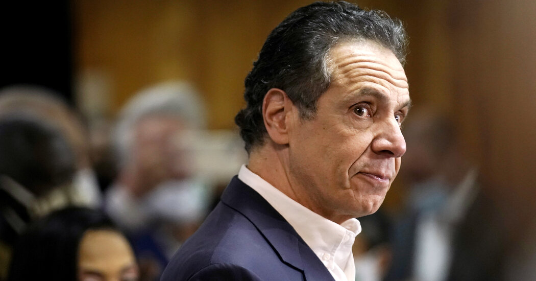 5 Things to Know About the Cuomo Sexual Harassment Findings