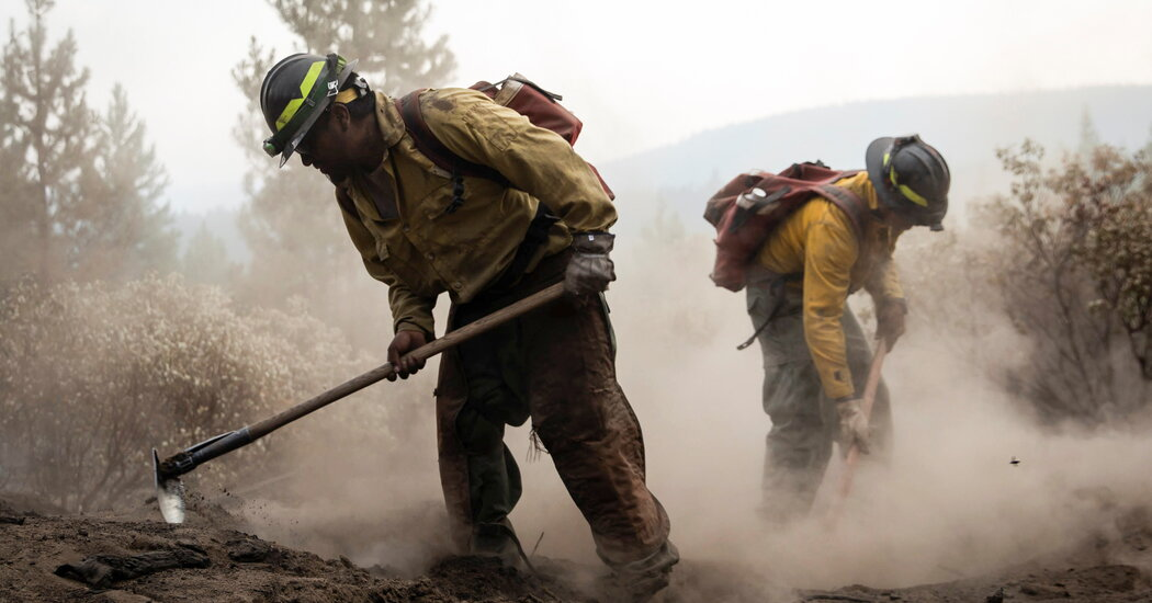 Bootleg Fire: Increasing Heat and Wind Could Complicate Fight to Contain Blaze