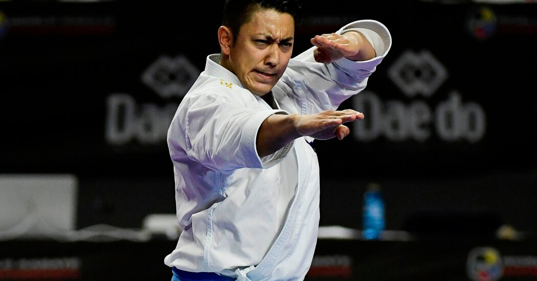 Japan's Hope in Karate, Ryo Kiyuna, Is From Okinawa, the Sport's Birthplace