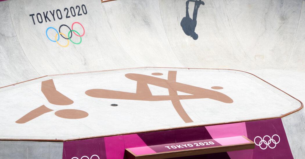 U.S. Struggles in Skateboarding as Men's Park Heads to Finals
