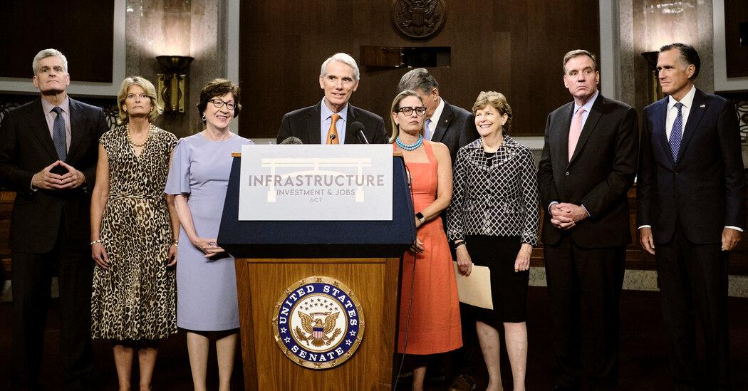 Infrastructure Bill Would Add 6 Billion to Deficit, Analysis Finds