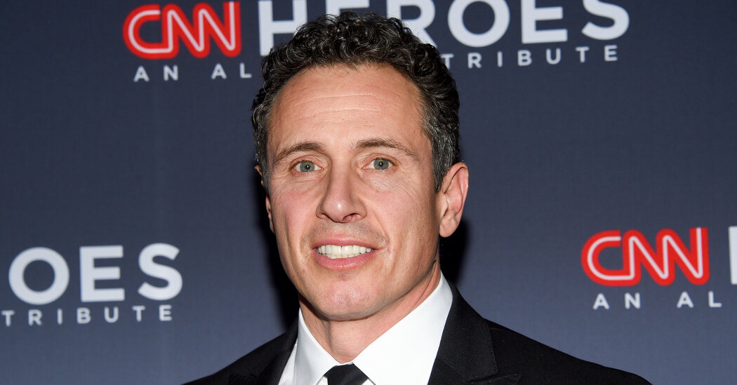 Chris Cuomo of CNN Will Take a Vacation Amid Scrutiny of His Brother