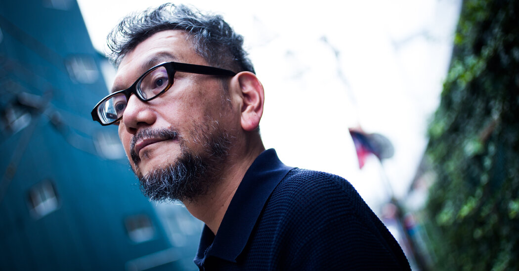 'Evangelion' Director, Hideaki Anno, Explains How He Finally Found His Ending