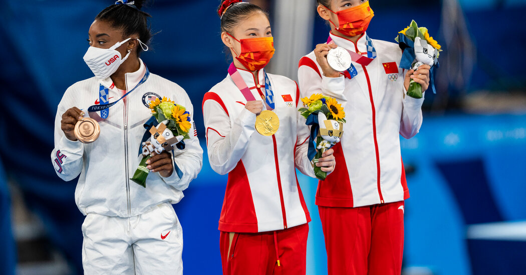 U.S. Medal Count at Tokyo Olympics Is Relatively Low