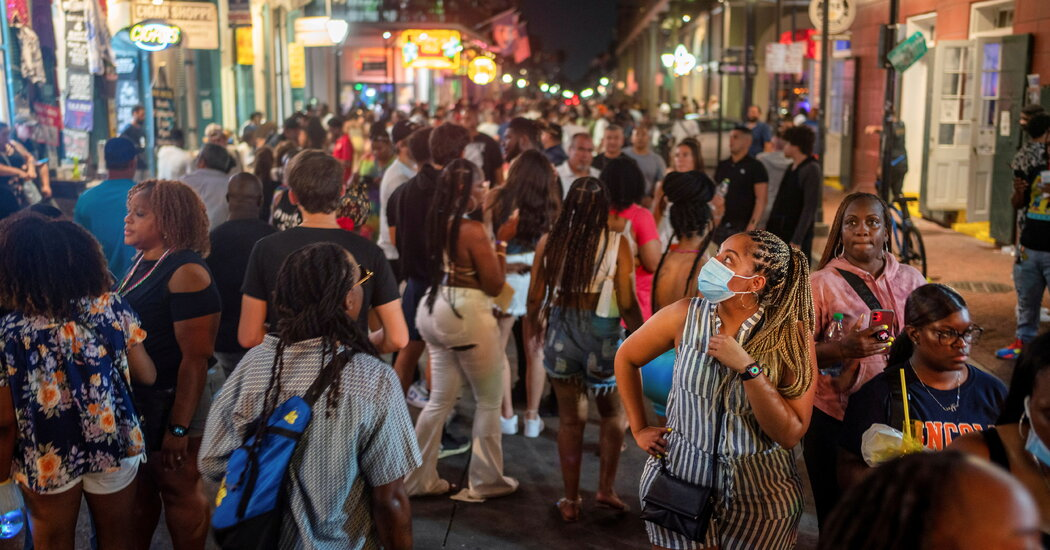 Rising Covid Cases Force Organizers to Cancel New Orleans Jazz Fest