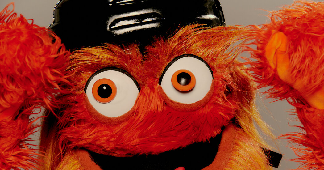 The Mascot Whisperer – The New York Times