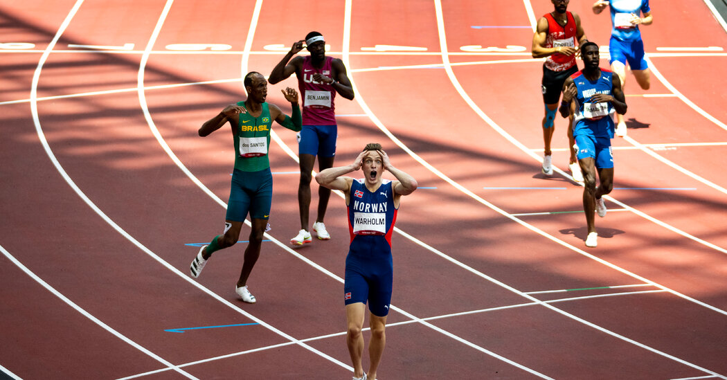 All of the World Records Broken at the Tokyo Olympics