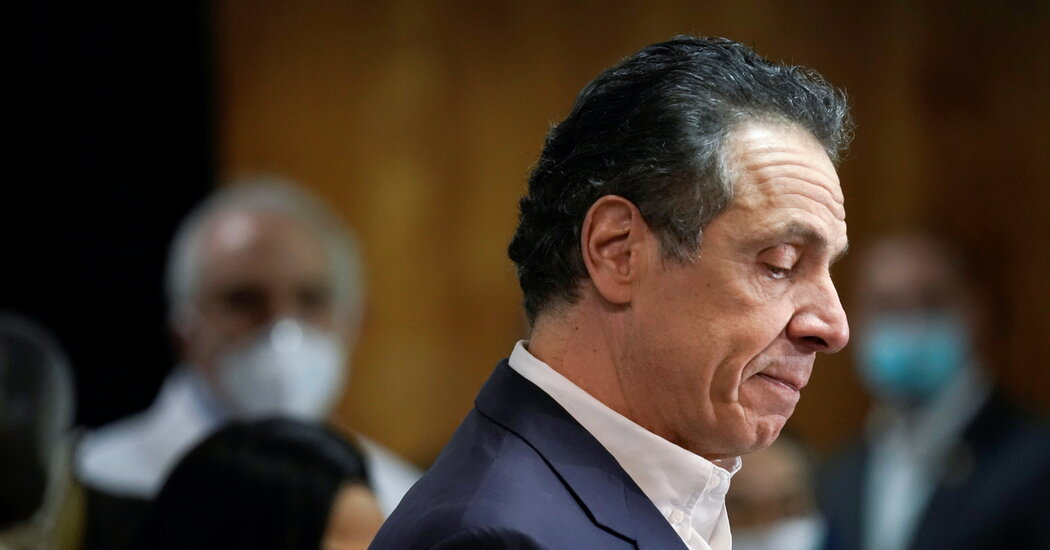 Democrats Call for Cuomo's Resignation, but Who Will Replace Him?