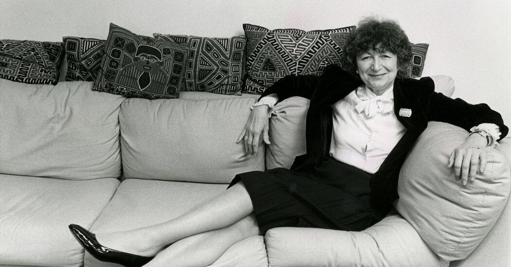 Marcia Nasatir, Who Broke a Glass Ceiling in Hollywood, Dies at 95