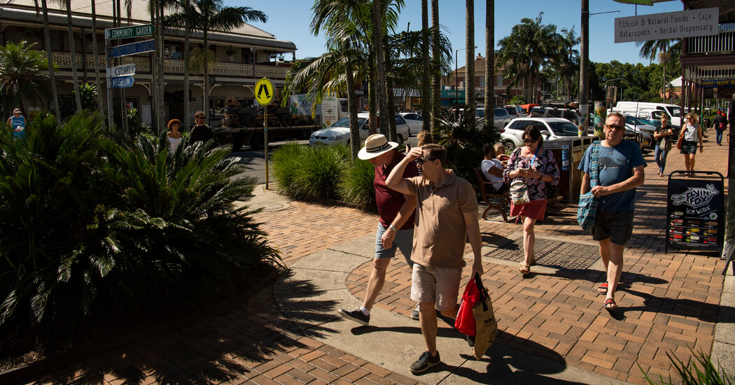A man who traveled to an Australian town while infected with the virus is being charged.